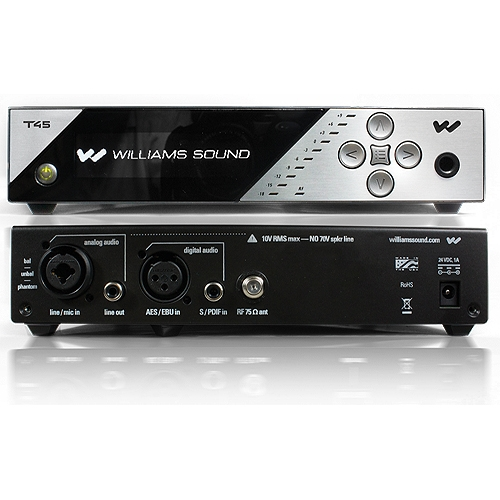 Williams Sound T45